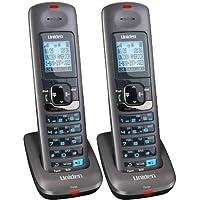 Uniden DCX400 (2 Line) 1.9GHz DECT 6.0 Cordless Expansion Handset for DECT4066, DECT4086, and DECT4096 (2-Pack)