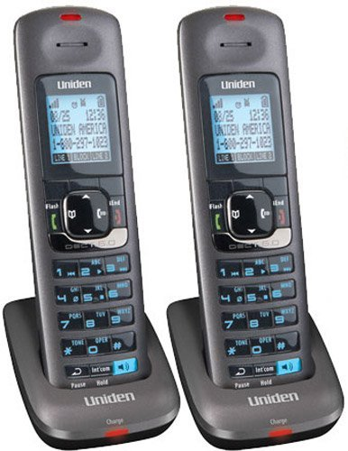 - Uniden DCX400 (2 Line) 1.9GHz DECT 6.0 Cordless Expansion Handset for DECT4066, DECT4086, and DECT4096 (2-Pack)