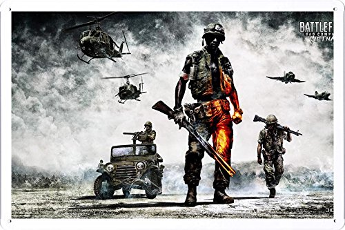 battlefield bad company poster - 2