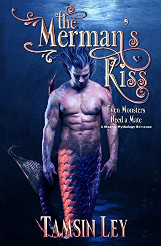 A sexy, sleek-tailed monster.   Zantu has evaded the mate-bond for thirty-five years, dodging promiscuous mermaids with vile intents. Unlike mermaids, mermen bond for life, and Zantu refuses to accept the heartbreak most mermen die of. That is, un...