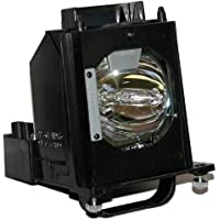WD-65736 Mitsubishi DLP TV Lamp replacement. Lamp Assembly with High Quality Osram Neolux Bulb Inside.