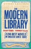 A Brief Guide to the Modern Library, Colm Tóibín and Carmen Callil, 076244276X