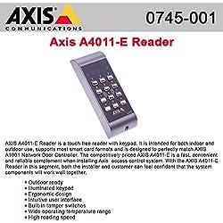 Axis 0745-001 Axis A4011-E Reader