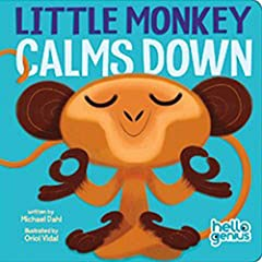 Little Monkey is having a bad day. After a major melt down, he goes to his room and uses some coping techniques to calm down. He sings a a quiet song, cuddles with his blankie, and learns how take deep breaths. A relatable book for toddlers t...