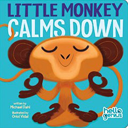Cute Little Monkey - Little Monkey Calms Down (Hello Genius)