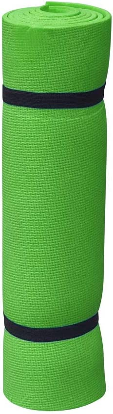 GigaTent Rest N Roll Easy Store Single Camping Foam Sleeping Pad Exercise Mat Comfort Standing Kitchen Mat Play Mat with Carrying Straps