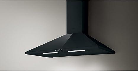 Elica - campana extractora de cocina, 90 cm, color negro - TAMAYA PB BL A/90 PRF0009854A: Amazon.es: Grandes electrodomésticos