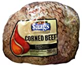 Saag's Fire Roasted Corned Beef USDA Choice Top Round 5lb