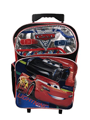 b7cc9f6c83b Cars 3 Backpack and Lunchbox Combo - Import It All