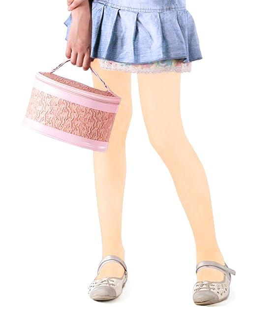 44cfdaf6ec Kids Fashion Collant - 40 DEN - ragazza: Amazon.it: Abbigliamento