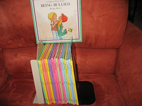 HELP ME BE GOOD (Set of 16 Books), A Child's Books About ..., Joy Berry
