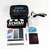 XCMAN Complete Ski Snowboard Tuning and Waxing Kit with Waxing Iron,Universal Wax