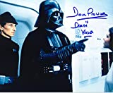 David Prowse as Darth Vader Star Wars Signed Autographed 8 X 10 Reprint Photo
