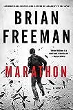 img - for Marathon (A Jonathan Stride Novel) book / textbook / text book