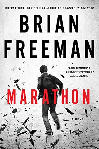 - Marathon (A Jonathan Stride Novel)