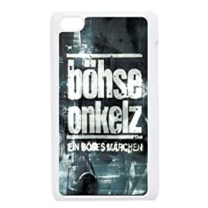 iPod Touch 4 Phone Case White Bohse Onkelz ZHC2685289