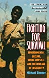 Fighting for Survival, Michael Renner, 0393315681