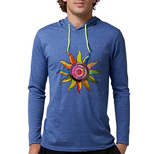 7150f22b CafePress Mandala Long Sleeve T-Shirt - Mens Hooded Shirt - Buy Online in  Oman. | Apparel Products in Oman - See Prices, Reviews and Free Delivery in  Muscat ...