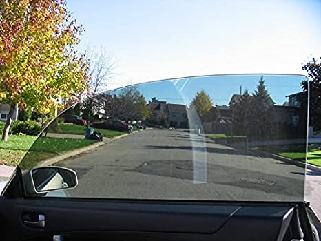 50 Square Foot Tinting Shade 40 Percent VLT 2 Ply Roll VVIVID8 Window Tint Film 10 Feet x 5 Feet