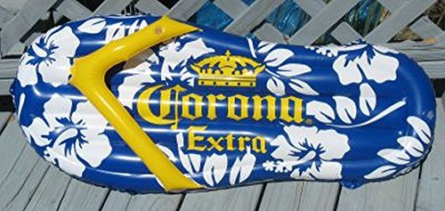 Corona Extra 14 in Inflatable Flip Flop