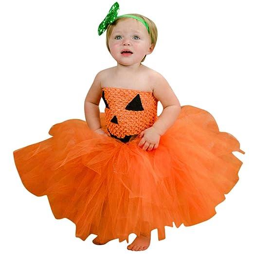 cnnIUHA - Falda tutú para niñas, Disfraz de Halloween, Faldas de ...