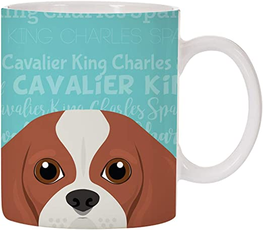 Life is Better With Cavalier Cavalier King Charles Spaniel Mug