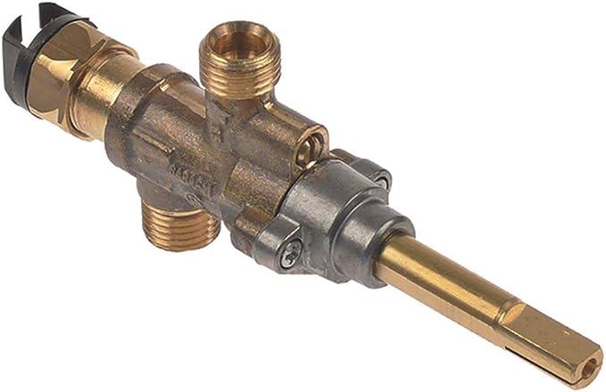 Gas grifo tipo sabaf 11 – sabaf Tubo de salida Ø 8 mm con tubo de salida: Amazon.es: Grandes electrodomésticos