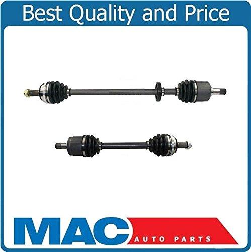 Fits For 92-00 Civic LX DX VX CX EX (2) 100% New Frt CV Axle Shafts 91529 530 (Civic Honda 2000 Axle)