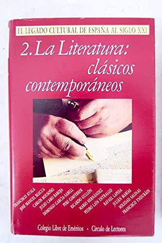 EL LEGADO CULTURAL DE ESPAÑA AL SIGLO XXI. 3 TOMOS: Amazon.es: VV.AA.: Libros
