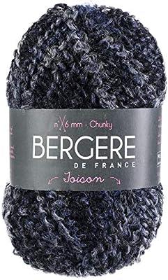 Lot de 10 pelote de laine tradition tricot etoile Chin/é Bleu Clair
