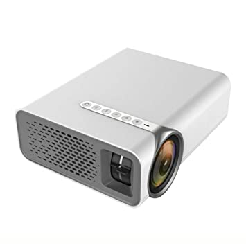 Amazon.com: TAWCAL - Proyector de cine en casa mini HD ...