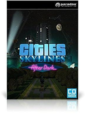 Cities: Skylines - After Dark DLC [Online Game Code]