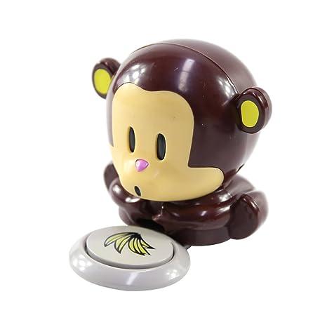 T-MEKA 1PC Lindo Mono Manicura Secadores de Uñas Polaco Secador de Uñas Máquina Seca