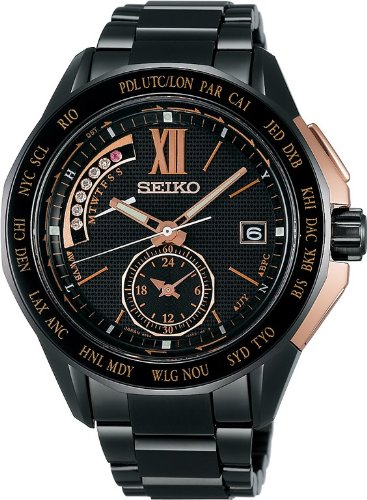 Seiko Watch Brightz Limited Solar Radio-corrected Saga115 Japan Import