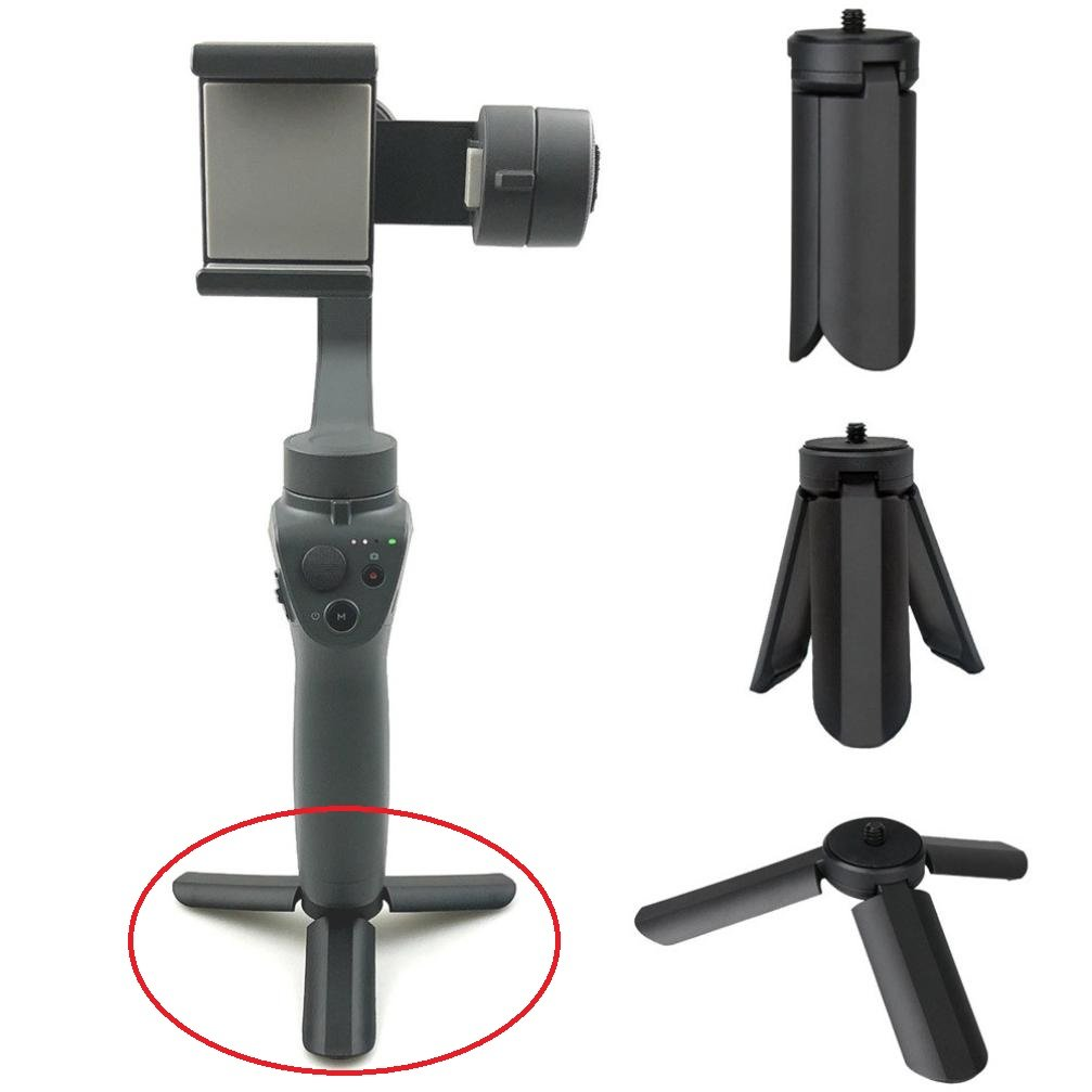 Cinhent Drone Accessories Kit, Portable Lightweight Handheld Plastic Quick Release Tripod Mounts Gimbal Holder Stabilizers For DJI OSMO Mobile 2 Camera, Quadcopters Equipment Parts