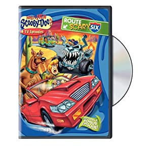 What's New Scooby-Doo, Vol. 9 - Route Scary6 (2006)