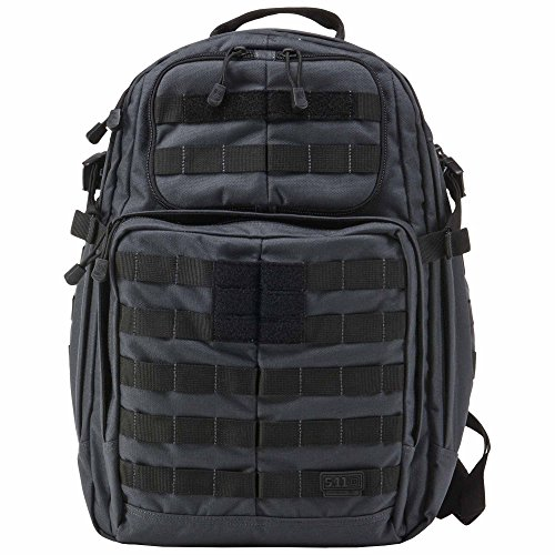 5.11Tactical  RUSH24 Military Backpack, Molle Bag Rucksack Pack, 37 Liter Medium, Style 58601 5.11 Tactical Nylon Shorts