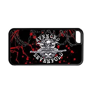 Generic For Apple 5C Iphone Printing Avenged Sevenfold Gel Quilted Back Phone Case For Kid Choose Design 3