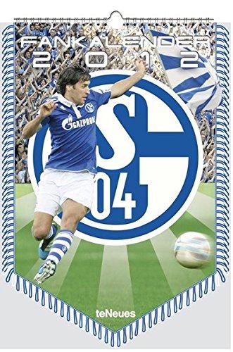 FC Schalke 04 Bannerkalender 2012