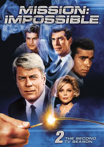 DVD : Mission Impossible: The Complete Second TV Season (Full Frame, , Dubbed, Dolby, AC-3)