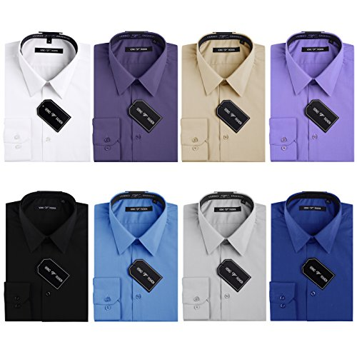 Verno-Mens-Slim-Fit-Long-Sleeves-Dress-Shirt-Available-in-More-Colors