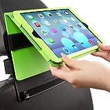 Snugg iPad Air and Air 2 Car Headrest Mount Holder - Combines with Snugg iPad Air and Air 2 Leather Cases