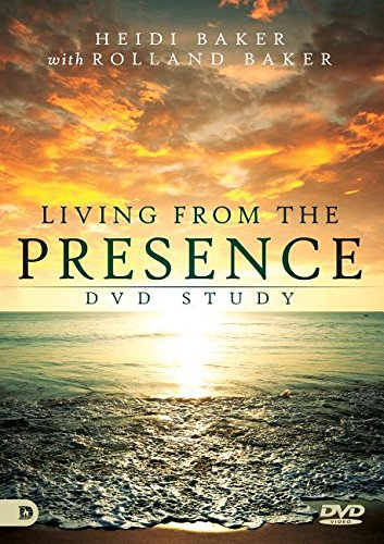 Living from the Presence DVD Study: Principles for Walking in the Overflow of God's Supernatural Power by Destiny Image Publishers