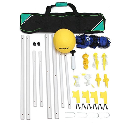Outdooors Beach Professionnel de Volleyball Set de ShopSquare64 Volleyball Accessoires comp tition UwAnqd