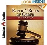 Robert's Rules of Order - Audiobook:...