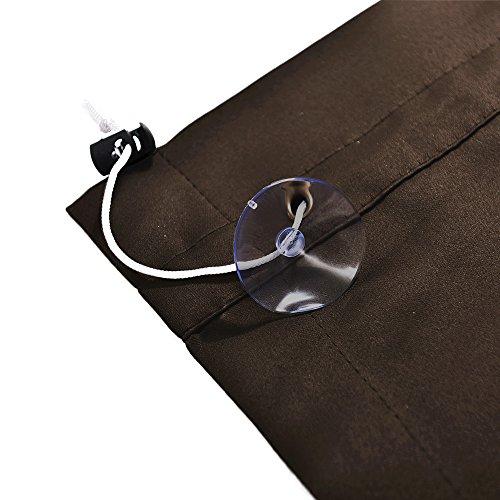 portable blackout curtain blind for travel pony dance. Black Bedroom Furniture Sets. Home Design Ideas