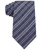Calvin Klein Black Wash Denims E Tie (One Size, Black/Blue)