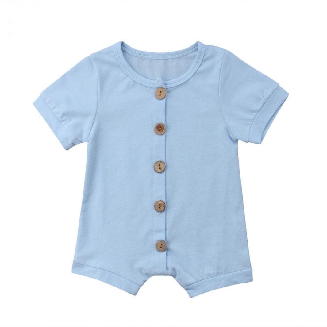 10ca6c5bbf6d ✱☃☃✱Material Cotton Blend   ✱☃☃✱Both hand wash and machine wash is OK  ✱☃☃✱Package included  1PC Romper   ✱☃☃✱Suit for 0-24 Months baby