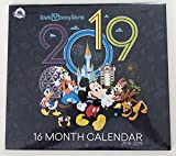 Book cover from Walt Disney World 2018-2019 16 Month Photo Calendar by Thomas Kinkade