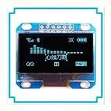 5PCS 1.3'' OLED module blue color IIC I2C 128X64 1.3 inch OLED LCD LED Display Module For Arduino 1.3'' IIC I2C Communicate